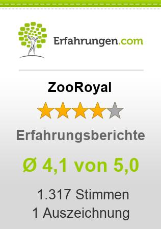 ZooRoyal Erfahrungen