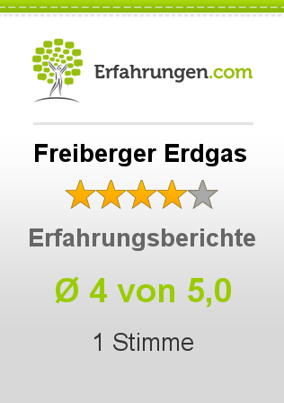 Freiberger Erdgas Erfahrungen