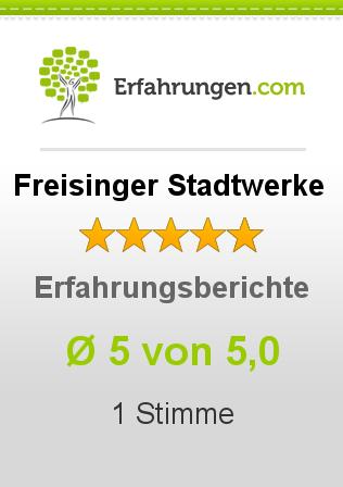Freisinger Stadtwerke Erfahrungen