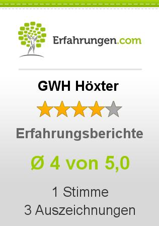 GWH Höxter Erfahrungen