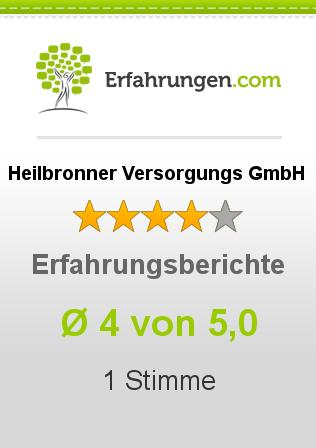 Heilbronner Versorgungs GmbH Erfahrungen
