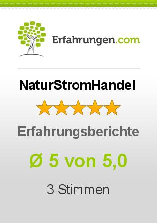 NaturStromHandel Erfahrungen