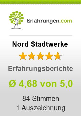 Nord Stadtwerke Erfahrungen