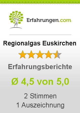 Regionalgas Euskirchen Erfahrungen