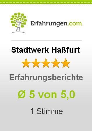 Stadtwerk Haßfurt Erfahrungen