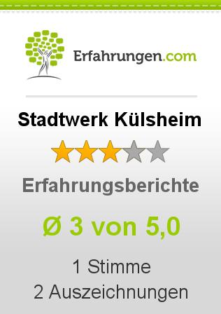 Stadtwerk Külsheim Erfahrungen