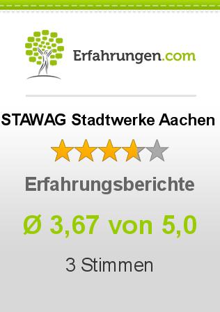 STAWAG Stadtwerke Aachen Erfahrungen