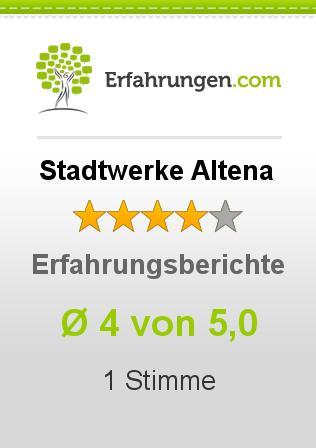 Stadtwerke Altena Erfahrungen