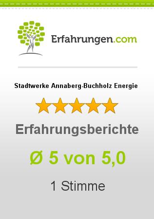 Stadtwerke Annaberg-Buchholz Energie Erfahrungen