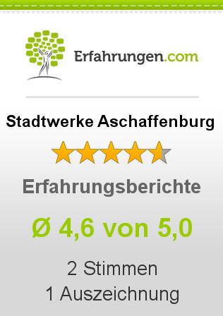 Stadtwerke Aschaffenburg Erfahrungen