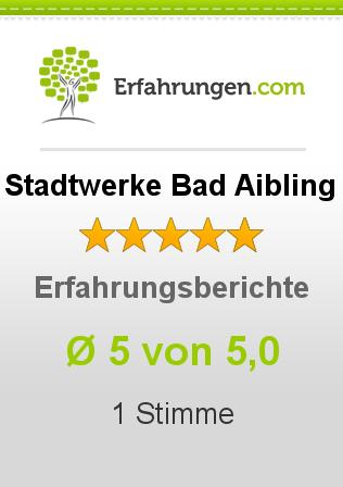 Stadtwerke Bad Aibling Erfahrungen