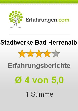 Stadtwerke Bad Herrenalb Erfahrungen