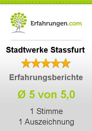 Stadtwerke Stassfurt Erfahrungen