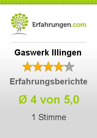 Gaswerk Illingen Erfahrungen