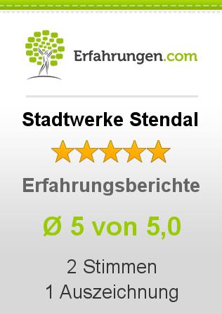 Stadtwerke Stendal Erfahrungen