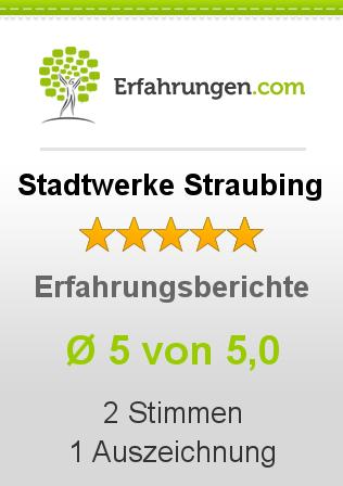 Stadtwerke Straubing Erfahrungen