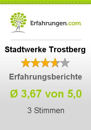 Stadtwerke Trostberg Erfahrungen