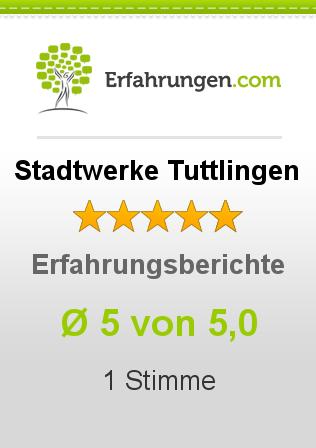 Stadtwerke Tuttlingen Erfahrungen