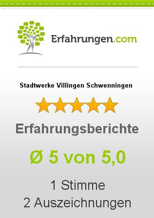 Stadtwerke Villingen Schwenningen Erfahrungen