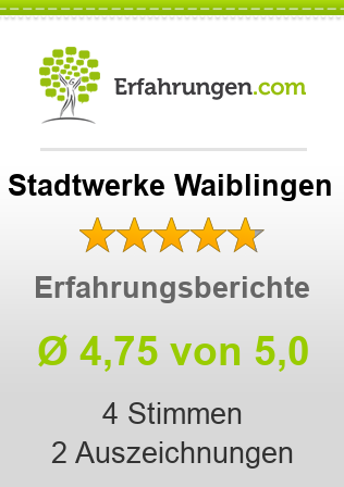 Stadtwerke Waiblingen Erfahrungen