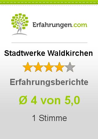 Stadtwerke Waldkirchen Erfahrungen