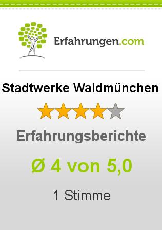 Stadtwerke Waldmünchen Erfahrungen