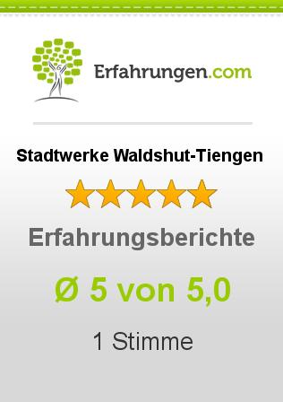 Stadtwerke Waldshut-Tiengen Erfahrungen