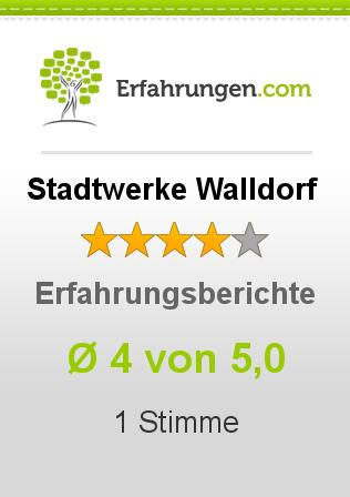 Stadtwerke Walldorf Erfahrungen