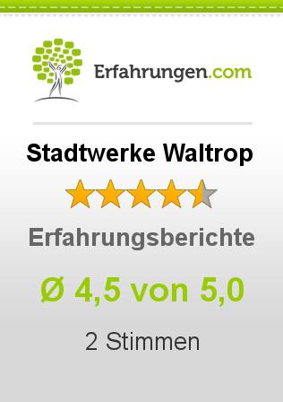Stadtwerke Waltrop Erfahrungen