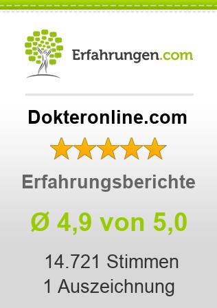 Dokteronline.com Erfahrungen