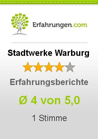 Stadtwerke Warburg Erfahrungen