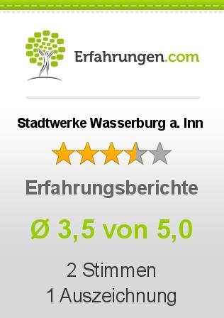 Stadtwerke Wasserburg a. Inn Erfahrungen