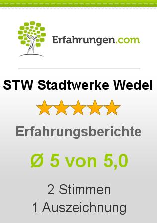 STW Stadtwerke Wedel Erfahrungen