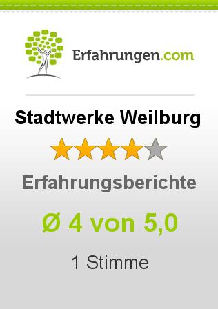 Stadtwerke Weilburg Erfahrungen