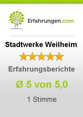 Stadtwerke Weilheim Erfahrungen