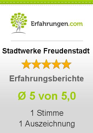 Stadtwerke Freudenstadt Erfahrungen