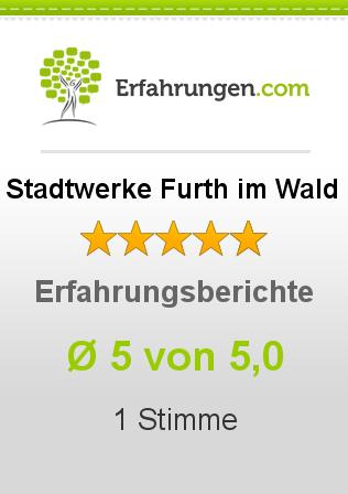 Stadtwerke Furth im Wald Erfahrungen