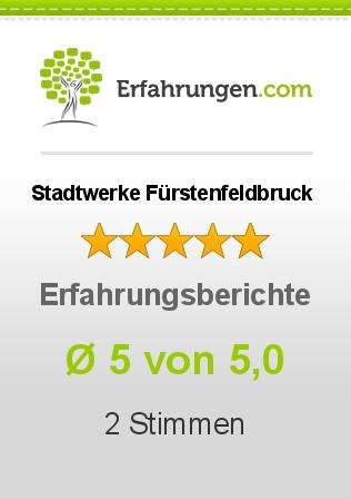 Stadtwerke Fürstenfeldbruck Erfahrungen