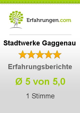 Stadtwerke Gaggenau Erfahrungen