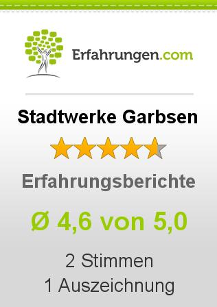 Stadtwerke Garbsen Erfahrungen