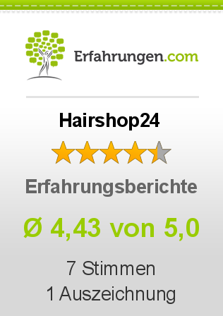 Hairshop24 Erfahrungen