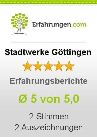 Stadtwerke Göttingen Erfahrungen