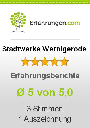 Stadtwerke Wernigerode Erfahrungen