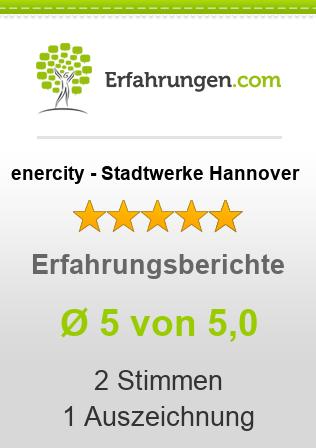 enercity - Stadtwerke Hannover Erfahrungen