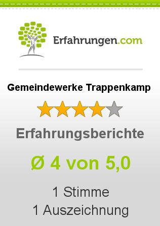 Gemeindewerke Trappenkamp Erfahrungen