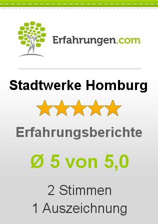 Stadtwerke Homburg Erfahrungen