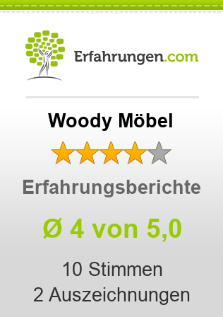 woody m bel erfahrungen aus bewertungen 4 6 5 im test. Black Bedroom Furniture Sets. Home Design Ideas