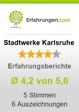 Stadtwerke Karlsruhe Erfahrungen