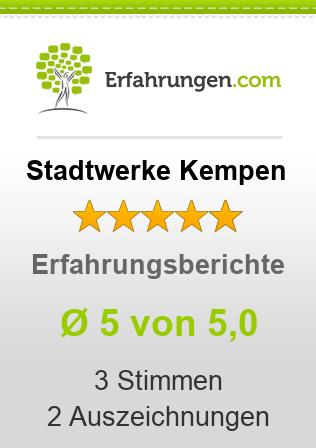 Stadtwerke Kempen Erfahrungen