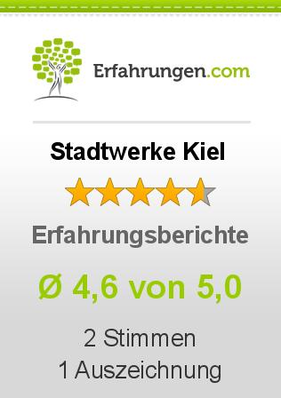 Stadtwerke Kiel Erfahrungen